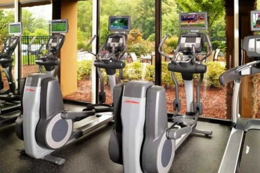 Hotel Atlanta Marriott Century Center/emory Area: Activité ATLANTA (GA)