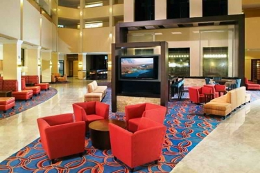 Hotel Atlanta Marriott Century Center/emory Area: Lobby ATLANTA (GA)