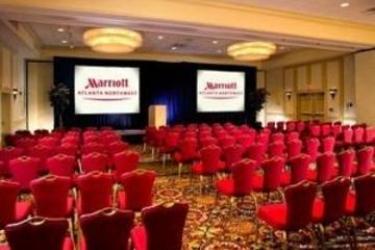 Hotel Atlanta Marriott Northwest At Galleria: Détente ATLANTA (GA)