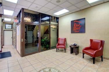 Red Roof Inn Atlanta Six Flags 793 Hotel: Ingresso interno ATLANTA (GA)