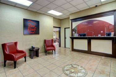 Red Roof Inn Atlanta Six Flags 793 Hotel: Reception ATLANTA (GA)