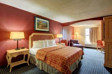 Red Roof Inn Atlanta Six Flags 793 Hotel: Gastzimmer Blick ATLANTA (GA)