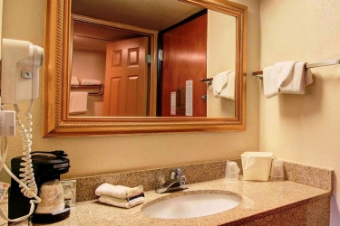 Red Roof Inn Atlanta Six Flags 793 Hotel: Bathroom Sink ATLANTA (GA)