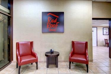 Red Roof Inn Atlanta Six Flags 793 Hotel: Lobby sitting area ATLANTA (GA)