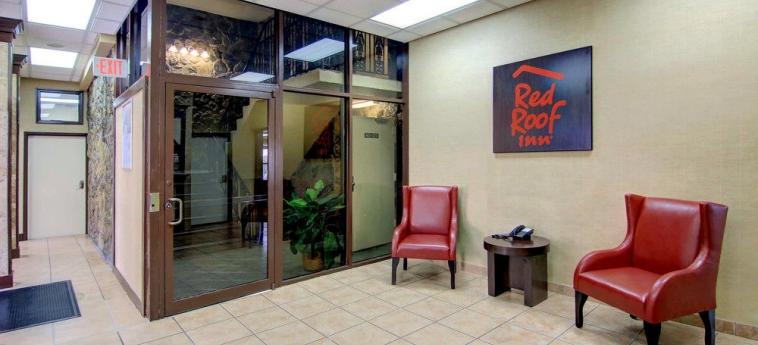 Red Roof Inn Atlanta Six Flags 793 Hotel: Entrée intérieure ATLANTA (GA)