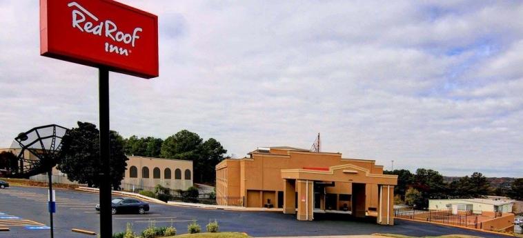 Red Roof Inn Atlanta Six Flags 793 Hotel: Façade Hotel ATLANTA (GA)