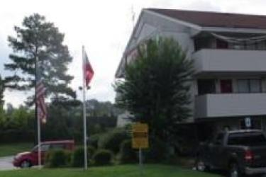 A2C Budget Hotel: Frühstücksraum ATLANTA (GA)