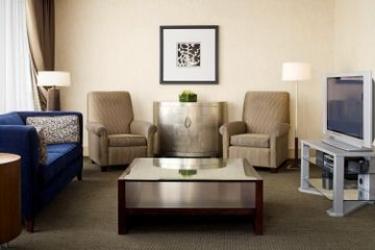 Hotel The Westin Peachtree Plaza, Atlanta: Habitacion Suite ATLANTA (GA)