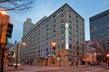 Hotel Holiday Inn Express Atlanta Downtown: Außen ATLANTA (GA)