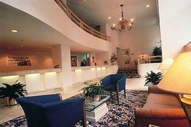 Hotel Holiday Inn Express Atlanta Downtown: Empfang ATLANTA (GA)