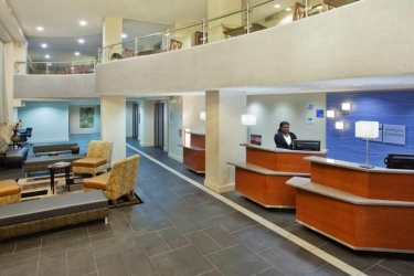 Hotel Holiday Inn Express Atlanta Downtown: Lobby ATLANTA (GA)
