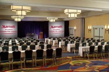 Hotel Atlanta Marriott Perimeter Center: Außen ATLANTA (GA)