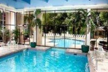 Hotel Atlanta Marriott Perimeter Center: Außenschwimmbad ATLANTA (GA)