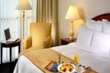 Hotel Atlanta Marriott Perimeter Center: Schlafzimmer ATLANTA (GA)