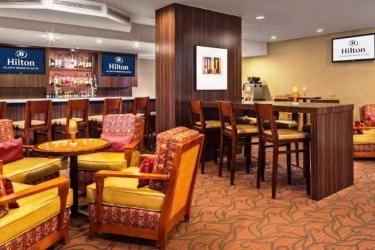 Hotel Hilton Atlanta Perimeter Suites: Bar ATLANTA (GA)
