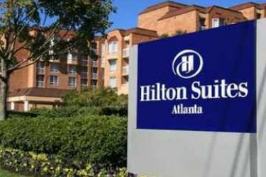Hotel Hilton Atlanta Perimeter Suites: Exterior ATLANTA (GA)