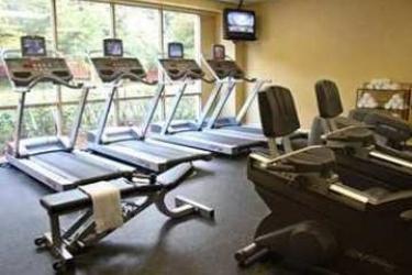 Hotel Hilton Atlanta Perimeter Suites: Gym ATLANTA (GA)