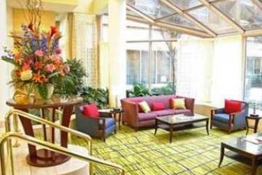 Hotel Hilton Atlanta Perimeter Suites: Lobby ATLANTA (GA)