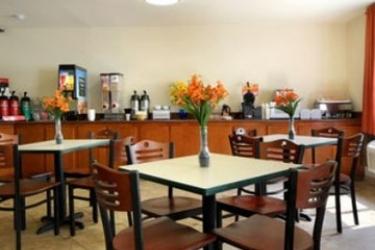 Hotel Days Inn Crossroads: Frühstücksraum AUSTIN (TX)
