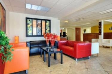 Hotel Days Inn Crossroads: Lobby AUSTIN (TX)