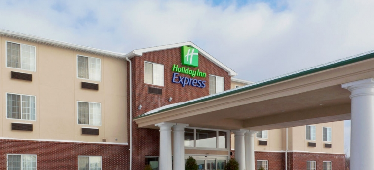 Hotel Holiday Inn Express Ashtabula Geneva: Exterior AUSTINBURG (OH)