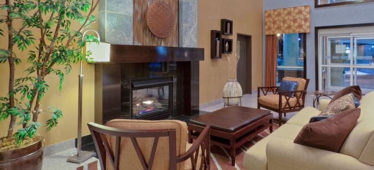 Hotel Holiday Inn Express Ashtabula Geneva: Lobby AUSTINBURG (OH)