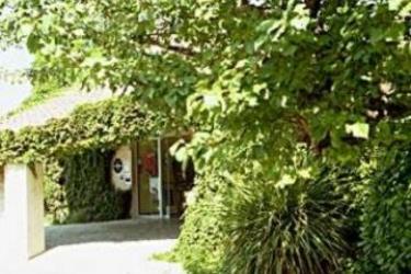 Hotel Best Western Paradou Avignon: Jardín AVIGNONE