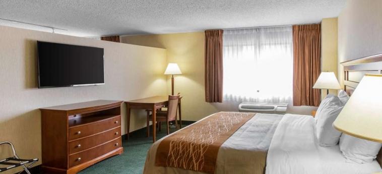 Hotel Comfort Inn Vail/beaver Creek: Chambre d'amis AVON (CO)