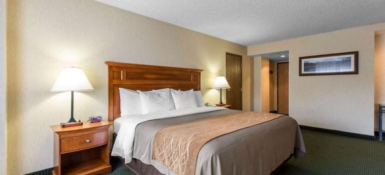 Hotel Comfort Inn Vail/beaver Creek: Détail de l'hôtel AVON (CO)