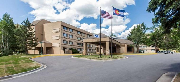 Hotel Comfort Inn Vail/beaver Creek: Extérieur AVON (CO)