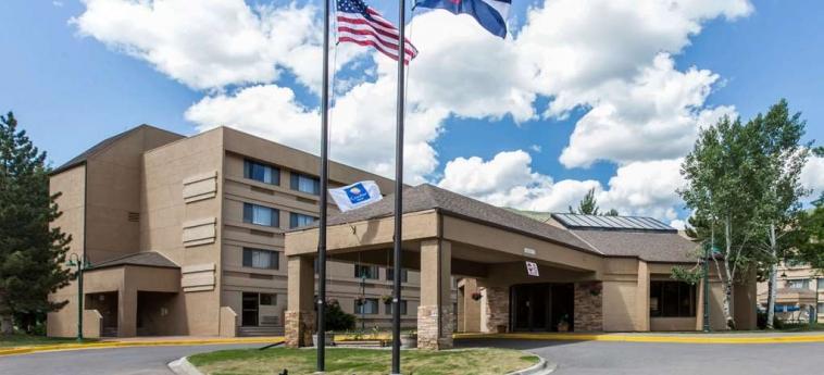 Hotel Comfort Inn Vail/beaver Creek: Exterieur AVON (CO)