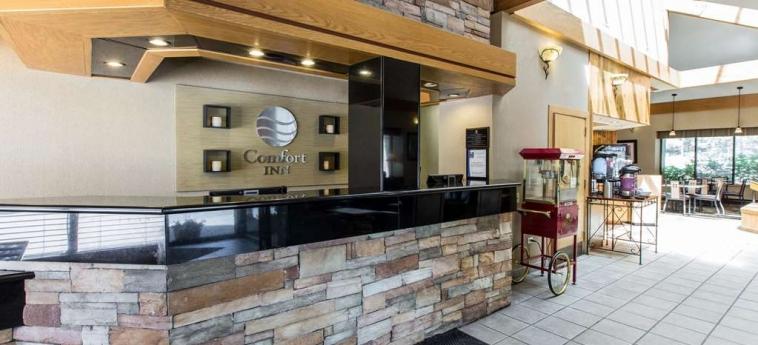 Hotel Comfort Inn Vail/beaver Creek: Lobby AVON (CO)
