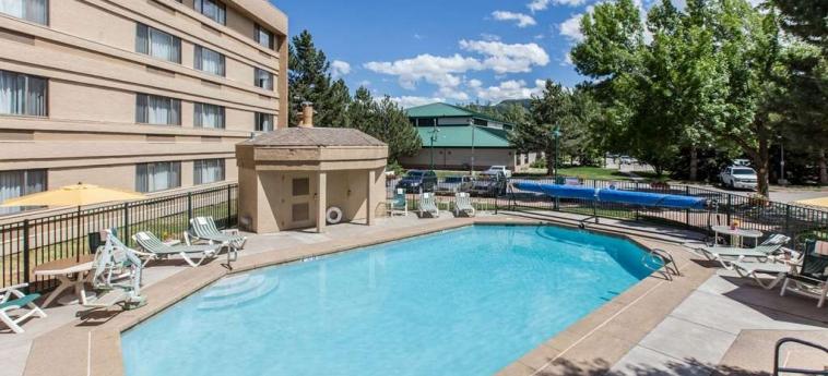 Hotel Comfort Inn Vail/beaver Creek: Piscine chauffée AVON (CO)
