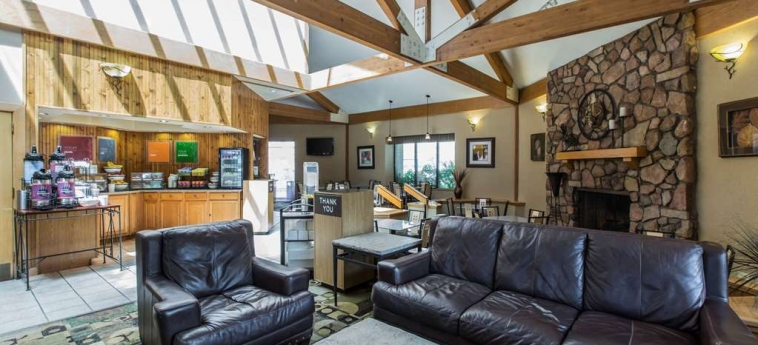 Hotel Comfort Inn Vail/beaver Creek: Restaurant AVON (CO)