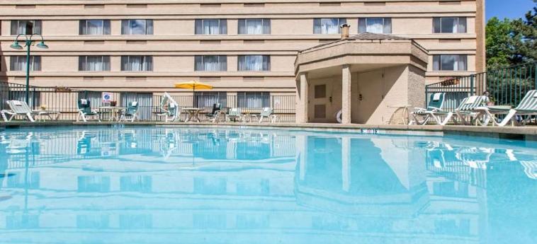 Hotel Comfort Inn Vail/beaver Creek: Swimming Pool AVON (CO)