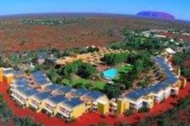 Voyages Ayers Rock Outback Pioneer Hotel: Exterior AYERS ROCK - NORTH TERRITORY