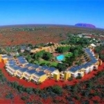 Voyages Ayers Rock Outback Pioneer Hotel