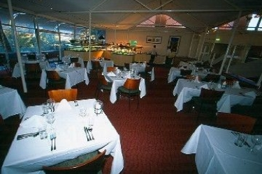 Hotel Desert Gardens: Restaurant AYERS ROCK - NORTH TERRITORY