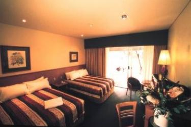 Hotel Desert Gardens: Schlafzimmer AYERS ROCK - NORTH TERRITORY
