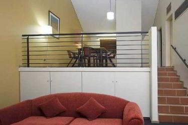 Emu Walk Apartments: Lobby AYERS ROCK - TERRITORIO DEL NORD