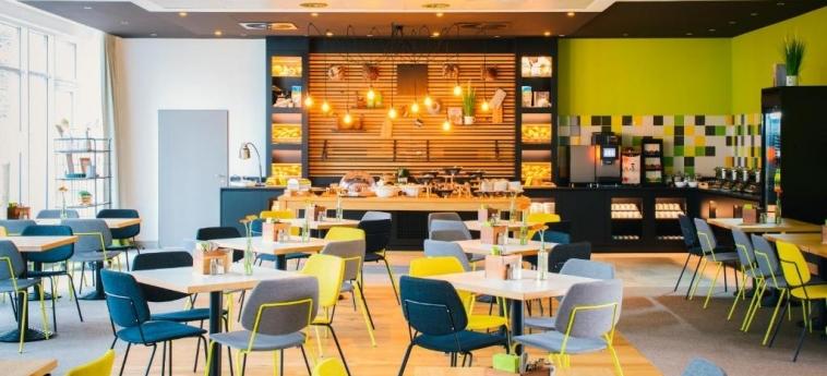 Vienna House Easy Bad Oeynhausen: Breakfast Room BAD OEYNHAUSEN