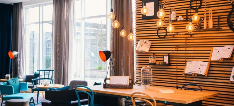 Vienna House Easy Bad Oeynhausen: Lounge BAD OEYNHAUSEN
