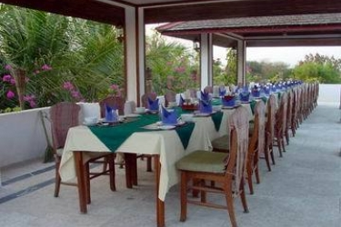 Hotel Thazin Garden: Restaurant BAGAN