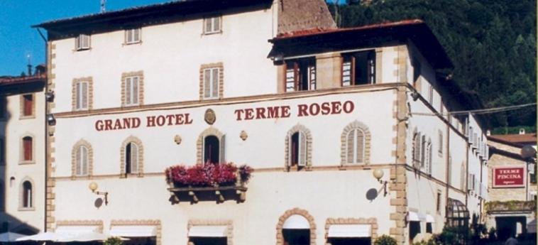 Grand Hotel Terme Roseo Bagno Di Romagna Forli Prenota Con