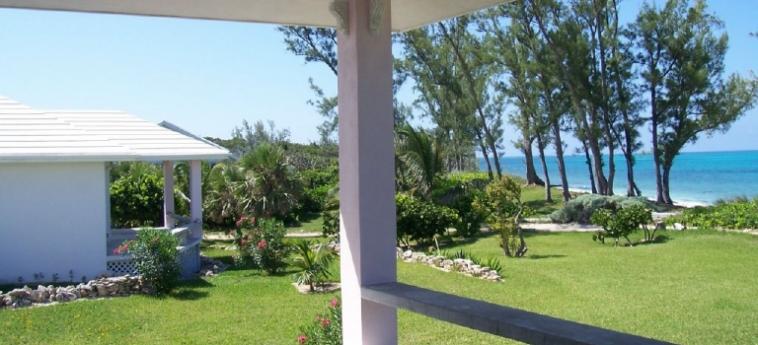 Hotel Cocobay Cottages: Jardín BAHAMAS