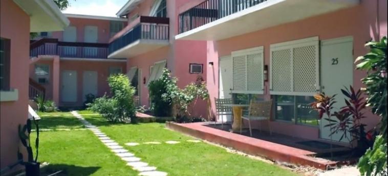 Orchard Garden Hotel: Außen BAHAMAS