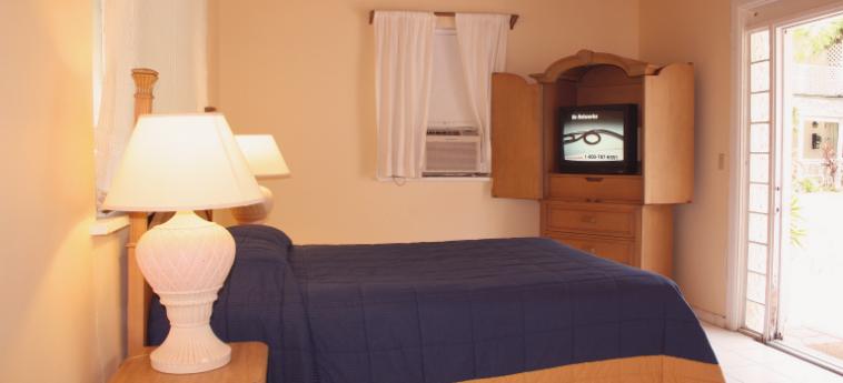 Orchard Garden Hotel: Schlafzimmer BAHAMAS