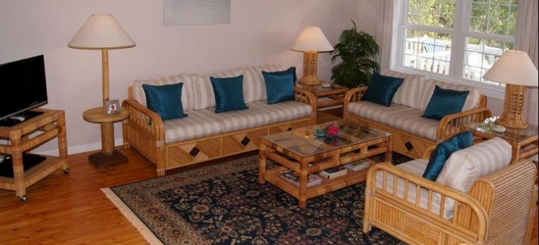Hotel Barefoot Homes: Living Room BAHAMAS