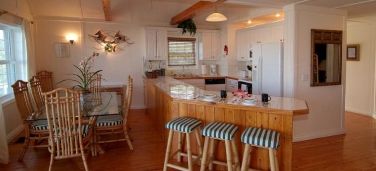 Hotel Barefoot Homes: Soggiorno E Angolo Cottura BAHAMAS