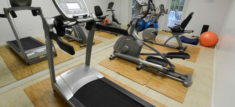 Hotel Bay View Suites Paradise Island: Fitnesscenter BAHAMAS